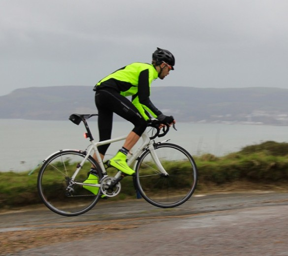 Living with GORE BIKE WEAR: Early winter riding