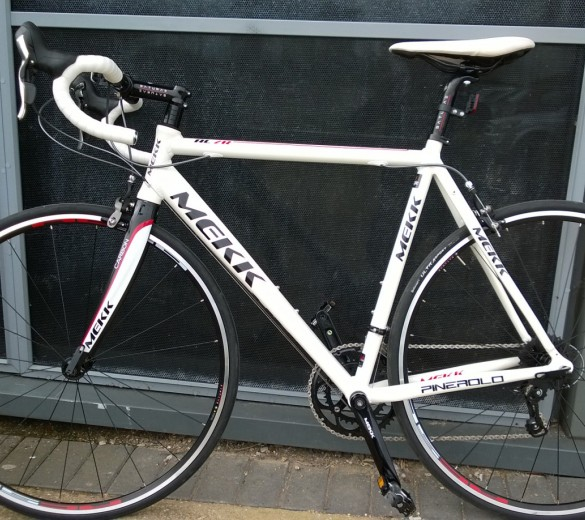 Project cycle to work - two wheels good
