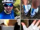 images of Ed Tibbits wearing Sportful clothing
