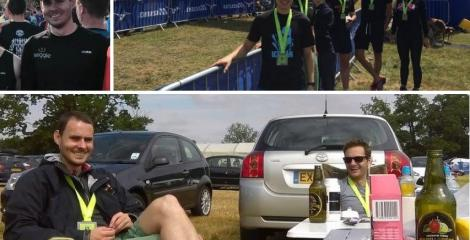 images of Ben Gray at UK Events