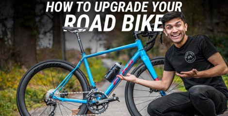 Best upgrades for road bikes