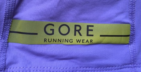 Gore Running Wear image of run clothing worn by Sara Bailey