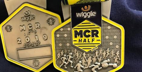 Wiggle Manchester Half Marathon