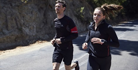 Smiling while running can boost performance